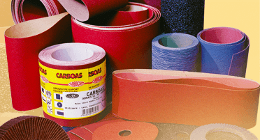 COATED ABRASIVES- CARBOAS ™
